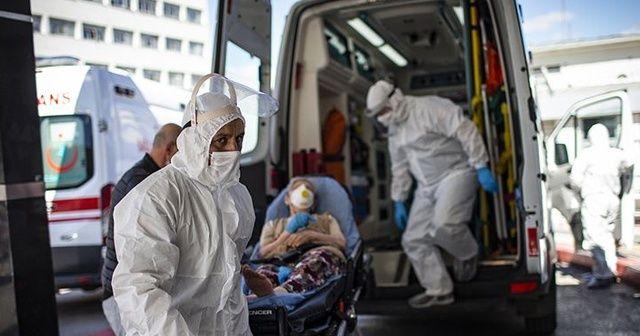 Türkiye'de koronavirüste son durum: 1812 yeni hasta, 73 can kaybı
