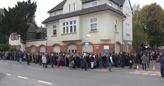 Türkiye'nin Köln Başkonsolosluğu Covid-19 nedeniyle 30 Ekim'e kadar kapalı olacak