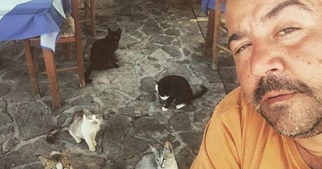 Ünlü komedyen Ata Demirer'den hayvanseverlere çağrı