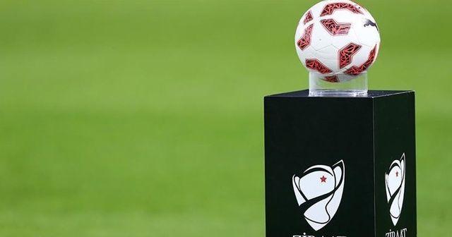 Ziraat Türkiye Kupası 2 maçla devam etti