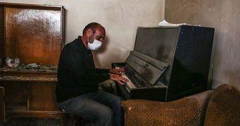 'Piyano çalınca geleceğimizin güzel olacağına inanıyorum'