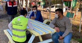 Ağrı'da karantina ihlaline 9 bin 450 lira para cezası