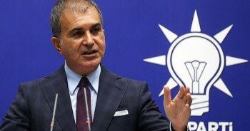 AK Parti Sözcüsü Çelik: Macron'un Cumhurbaşkanımızı uyarması mümkün değil