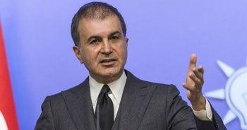AK Parti Sözcüsü Çelik'ten HDP milletvekiline tepki