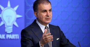 AK Parti Sözcüsü Çelik'ten Kılıçdaroğlu'nun açıklamalarına cevap