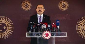 AK Partili Muş: Türkiye Çevre Ajansı'nın kurulmasını öneren yasa teklifimizi sunduk