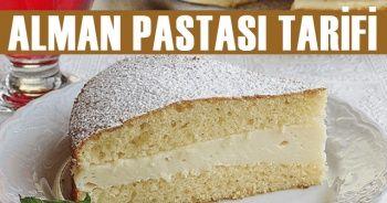 Alman Pastası nasıl yapılır? Alman Pastası, Alman Çöreği tarifi nedir? Berliner tarifi