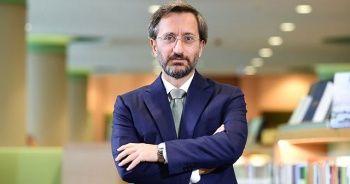 Altun, Azerbaycan Cumhurbaşkanı Yardımcısı ile görüştü