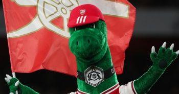 Arsenal, maskotun görevine son verdi