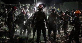 Azerbaycan'da Ermenistan'ın saldırılarında 69 sivil hayatını kaybetti, 322 kişi yaralandı