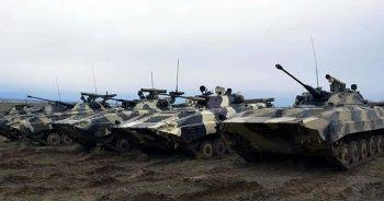 Azerbaycan, Ermenistan'a ait çok sayıda askeri hedefi imha etti