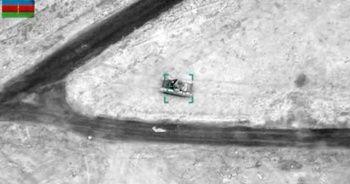 Azerbaycan, Ermenistan'ın füzesini havada imha etti