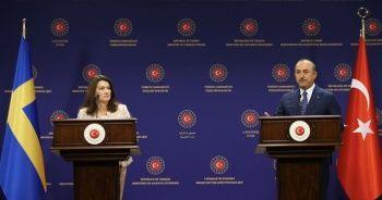 Bakan Çavuşoğlu: Siz kimden aldığınız yetki ile Türkiye'nin Suriye'den çekilmesini istiyorsunuz