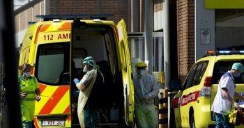Belçika Kovid-19 hastalarını 'gerekirse' Almanya'ya gönderecek