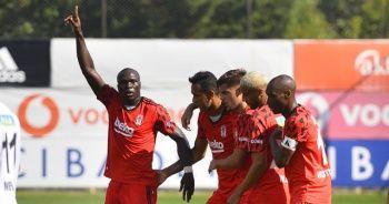 Beşiktaş hazırlık maçında rahat kazandı