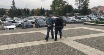Bolu'da 6 kilo 450 gram esrarla yakalanan şahıs tutuklandı