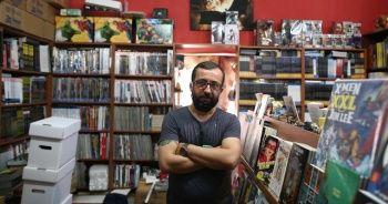 Bursa'nın tek çizgi romancısını korona virüs vurdu