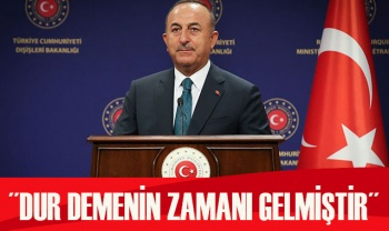 Bakan Çavuşoğlu'ndan Avrupa'daki İslam ve yabancı düşmanlığına tepki