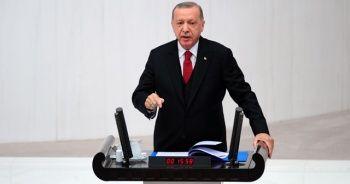 Cumhurbaşkanı Erdoğan'dan idam ve AYM açıklaması
