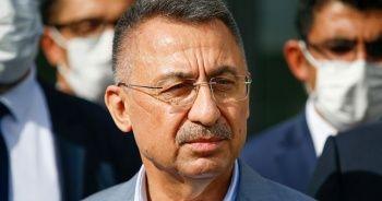 Cumhurbaşkanı Yardımcısı Oktay, deprem bölgesine gidiyor