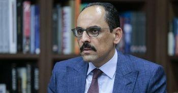 Cumhurbaşkanlığı Sözcüsü Kalın: Azerbaycan'ın yanındayız yanında olmaya devam edeceğiz