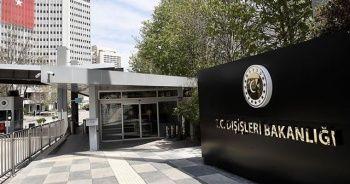 Dışişleri Bakanlığından  Ali Can Budak'a gerçekleştirilen saldırıya kınama
