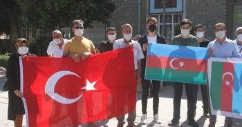 Elazığ'dan Azerbaycan'a destek