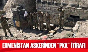 Ermenistan askerinden 'PKK' itirafı: Dağlık Karabağ'da savaştılar