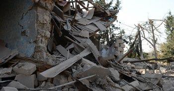 Ermenistan yine sivil yerleşim yerlerine saldırdı