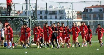 EsEs Bandırmaspor maçı hazırlıklarını sürdürdü