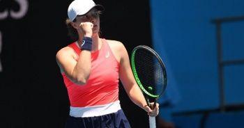 Fransa Açık Tenis Turnuvası tek kadınlar şampiyonu Iga Swiatek