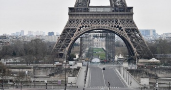 Fransa'da günlük vaka sayısında yeni bir rekor