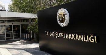 Fransa'nın Ankara Büyükelçiliği Maslahatgüzarı Dışişleri Bakanlığı'na çağrıldı