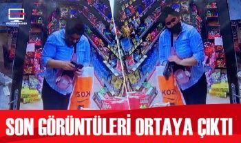 Gamze Esgicioğlu'nun öldürülmeden önceki son görüntüleri ortaya çıktı