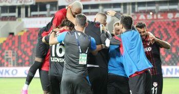 Gaziantep FK galibiyete hasret