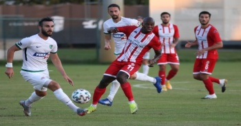 Hazırlık maçında Antalyaspor ile Denizlispor berabere kaldı
