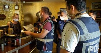 İçişleri Bakanlığı dün duyurmuştu: Otellere 'HES' kodu denetlemesi yapıldı