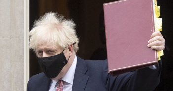 İngiliz Başbakan Johnson'dan AB'ye mesaj: Anlaşmasız ayrılığa hazırım
