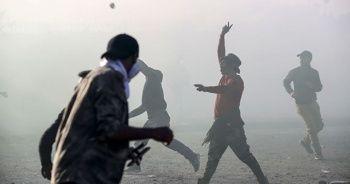 Irak'ta protestolar yeniden başlıyor