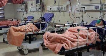İran'da salgının en yüksek vaka sayısı görüldü