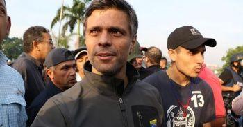 İspanya'ya kaçan Venezuelalı muhalif lider Lopez: Eşimin bile haberi yoktu