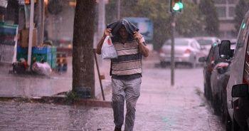 İzmir için meteorolojik uyarı