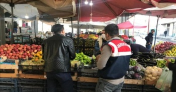 Karantina ihlaline 37 bin 800 lira para cezası kesildi