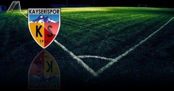 Kayserispor'da bir futbolcunun Kovid-19 testi pozitif çıktı