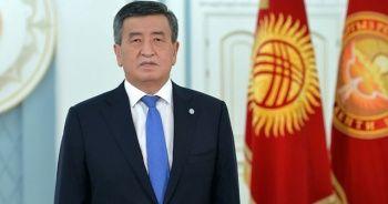Kırgızistan Cumhurbaşkanı Ceenbekov: Siyasi güçlerle diyaloğa hazırım
