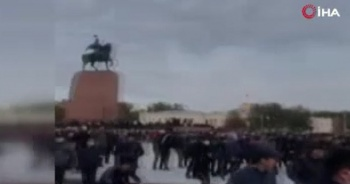 Kırgızistan'da eski Cumhurbaşkanı Atambayev'e suikast girişimi
