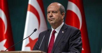KKTC Başbakanı Tatar'dan hükümet açıklaması