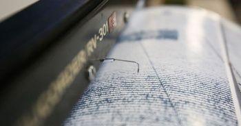 Kuşadası açıklarında 5.1 büyüklüğünde deprem