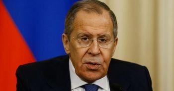 Lavrov: ABD, kendi eylemlerini kısıtlayan anlaşmaları uygulamak istemiyor