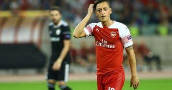 Mesut Özil, Arsenal'in maskotu için feda